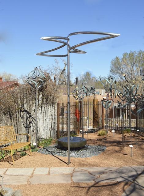 Kinetic Yard Sculptures