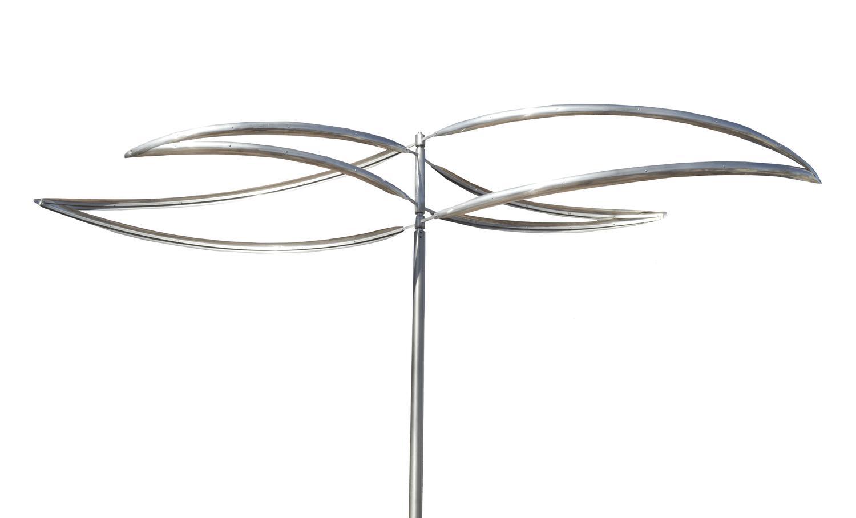 Newest wind sculpture